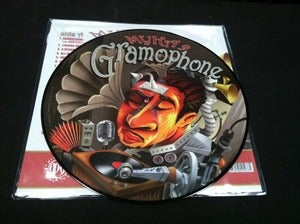 "Image of Myka9 ""Gramophone"" Picture Disc Vinyl"