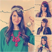 Image of The Fayette Headband ((Holiday Collection))