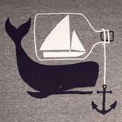 Image of Ship & Whale Tee