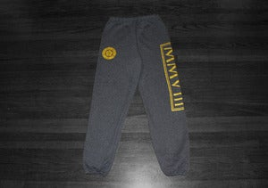 Image of MMVIII Sweatpants (Charcoal Heather)