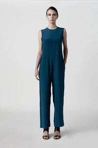 Image of S13 - Silk Jumpsuit