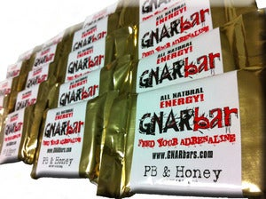 Image of GNARbar Energy Bars CASES