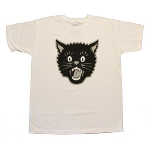 Image of Cathead T-Shirt (White)
