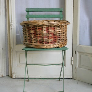 Image of SOLD French Wool Maker's Baskets