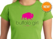 Image of Buffalo Girl - Kiwi716