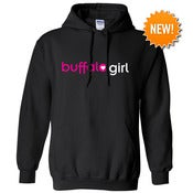 Image of Buffalo Girl - Black Hoodie