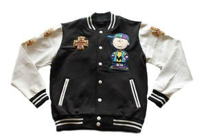 Image of The D.Fame Varsity Jacket