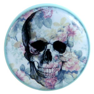 Image of Blue Skull Plug / Gauge