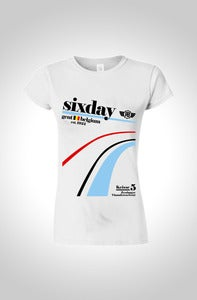 Image of Iljo Keisse Signature SIXDAY Womens Cycling T-Shirt
