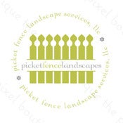 Image of picket fence logo