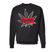 Image of Budlife Sweatshirt in Black