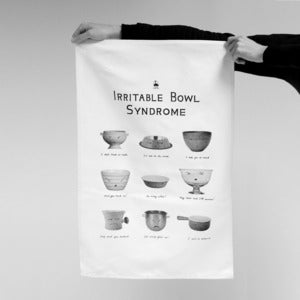 Image of Irritable Bowl Syndrome Tea Towel