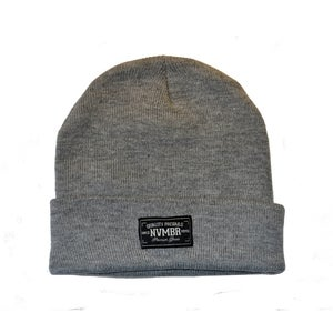 Image of NVMBR - Grey Beanie