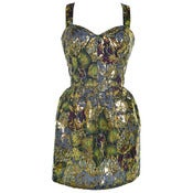 Image of Limited Edition Tribal African Wax Party Dress