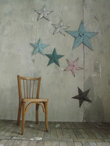 Image of Etoile en métal /small metal barn star