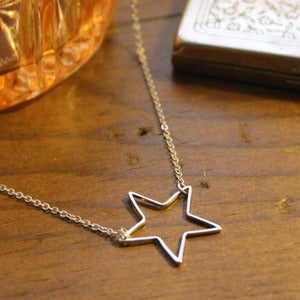 Image of Shooting Star Necklace