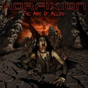 Image of HORFIXION -The Art of Agony CD &amp; Instigators.. CD &amp; Self Inflicted.. CD &amp; Disynchronize CD