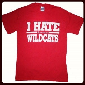 Image of I Hate Wildcats