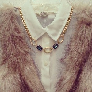 Image of Lucile Glam Necklace