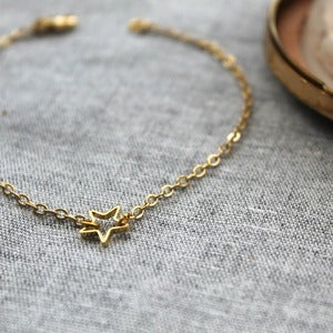 Image of Lucky Star Bracelet/Necklace