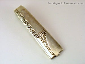 Image of Silver Spoon Handle Pendant
