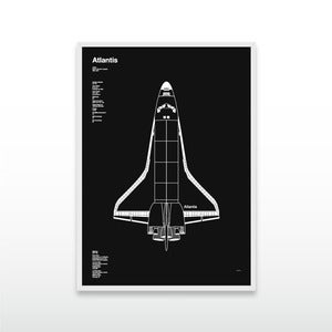 Image of Space Shuttle Series – Atlantis