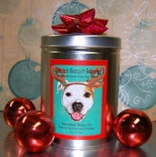 Image of Reindeer Biscuit Tins