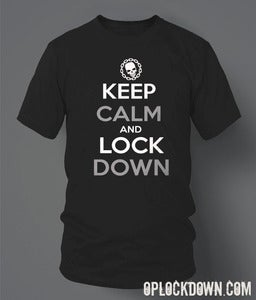 Image of Keep Calm Lock Down