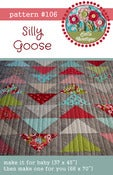 Image of #106 Silly Goose - PDF pattern