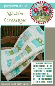 Image of #113 Spare Change - PDF Pattern