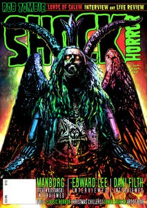 Image of Shock Horror Magazine Issue 13 