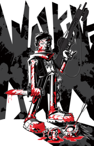 Image of DARYL 'COMIC BOOK' EDITION