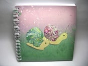 Image of Two Snails Notebook