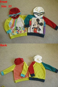 Image of Retro Toddler Hoodie