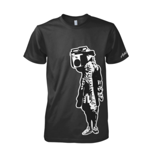 Image of Billy Penn Tee (Black)
