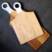 Image of ringed cutting boards