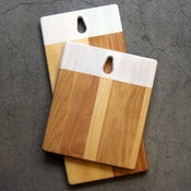 Image of block cutting boards