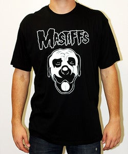 Image of Guys | Mastiffs | Crew | Black