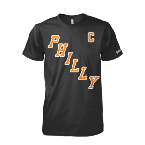Image of Philly Captain Tee (Blk)
