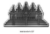 Image of Angkor Belt Buckle
