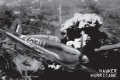 Image of HAWKER HURRICANE DVD