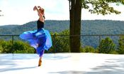 Image of 8x10 Jacob's Pillow Photo Print: Twirling in the Sunlight