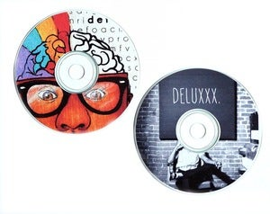Image of △nything.thee.idea.machine. deluxxx . CD .