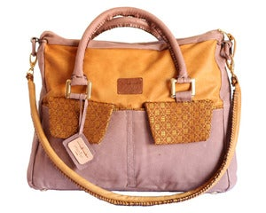 Image of Fagunwa mustard dreams bag