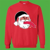 Image of BSM Bad Santa sweatshirt