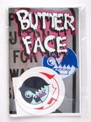 Image of &quot;Butter Face&quot; zine by Ack