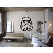 Image of Giant 4ft x 4ft SLOTH Trooper Wall Sticker