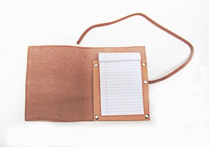 Image of Note Pad Refills for Leather Notepad