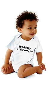 Image of Whisky a Gro-Gro... Caskstrength Baby Grows