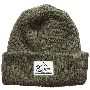 Image of Preview Robber Beanie LE, Olive